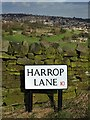 SK2884 : Harrop Lane, Sheffield 10 by Neil Theasby