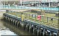 J3474 : Queen's Quay (disused), Belfast - February 2018(3) by Albert Bridge