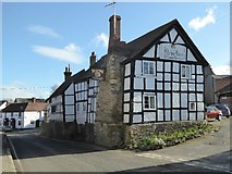 SO3958 : New Inn, Pembridge by Philip Halling