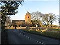 NT5981 : St Mary's Church, Whitekirk by M J Richardson