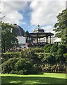 SK0573 : Pavilion Gardens, Buxton by Jonathan Hutchins
