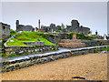 G9278 : Donegal Abbey Graveyard by David Dixon