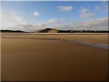 NZ2796 : Beach, Druridge Bay by Graham Robson