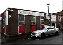 SP0687 : Plus Gold Jewellery Services in the Jewellery Quarter, Birmingham by Jaggery