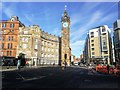 NS5964 : Tolbooth Steeple, Glasgow by Euan Nelson