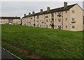 ST2991 : Three-storey flats, Oliphant Circle, Malpas, Newport by Jaggery