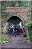 TQ3472 : Sydenham Hill Bat Cave by Glyn Baker