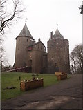 ST1382 : Castell Coch by Chris Andrews