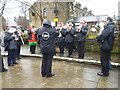 SD8746 : Barnoldswick Brass Band by Dr Neil Clifton