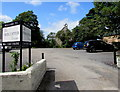 SO7803 : Frocester George car park, Frocester by Jaggery