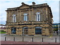 NZ3566 : The Customs House in South Shields by Mat Fascione