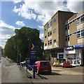 SP3166 : Tyre-fitting franchise, Warwick Street, Royal Leamington Spa by Robin Stott
