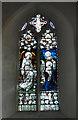 TG2209 : Leonard Harry Pert Memorial Window, St Augustine's by Adrian S Pye