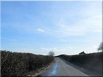 SO8466 : Doverdale Lane Near Dunhampton by Roy Hughes