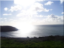 SS0597 : Manorbier Bay by welshbabe