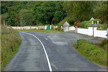C4450 : R242 near Drumcroy by David Dixon