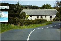 C4355 : Derelict Building, Bree Lower by David Dixon