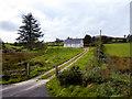 C4932 : House at Magheralahan by David Dixon