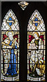 SK9771 : Window n.II, St Mary Magdalene church, Lincoln by Julian P Guffogg
