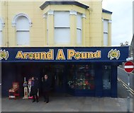 J3731 : Around A Pound Store on Newcastle's Main Street by Eric Jones