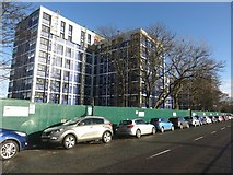 NZ2465 : New student accommodation, Richardson Road, Newcastle upon Tyne by Graham Robson