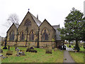 SE1528 : Former St Mark's church, Low Moor: west end by Stephen Craven