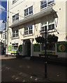 SX9472 : Another pound shop, Bank Street, Teignmouth by Robin Stott