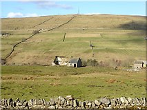 NY7346 : Ruined barn near Middle Skelgill by Oliver Dixon
