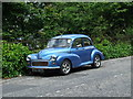 NS2377 : A Morris Minor by Thomas Nugent