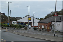SX4457 : Lidl, St Budeaux by N Chadwick