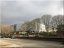 SJ8445 : Vue cinema from Morrisons car park by Jonathan Hutchins
