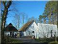 ST1177 : Llys Llywelyn, St Fagans National History Museum by Robin Drayton