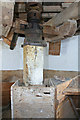 TL4462 : Impington windmill - bin floor by Chris Allen