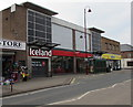 SJ3068 : Iceland, 51-53 Chester Road West, Shotton by Jaggery