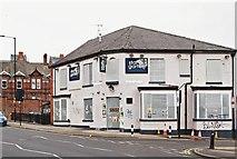 SK3487 : The Star & Garter, Winter Street, Sheffield by David Hallam-Jones