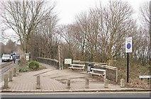 SK3487 : Crookes Valley Road, Sheffield by David Hallam-Jones