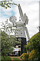 TL4462 : Impington Windmill by Chris Allen