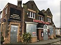 SJ8447 : Closed Chinese restaurant (former pub) by Jonathan Hutchins