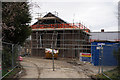 TA1230 : Building works at St Catherine's Convent by Ian S
