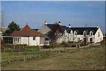NT1067 : Millrigg Smallholdings by Anne Burgess