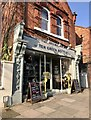 SJ8446 : Gin and craft beer bar on Merrial Street by Jonathan Hutchins