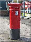 NZ2464 : Victorian postbox, Percy Street, NE1 by Mike Quinn