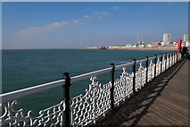 TQ3103 : Palace Pier, Brighton by Mike Pennington