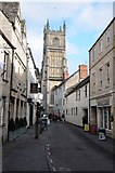 SP0202 : Black Jack Street, Cirencester by Philip Halling