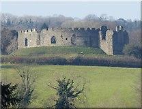 SX1061 : Restormel Castle by Rob Farrow