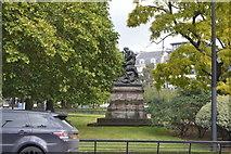 TQ2879 : Statue of Lord Byron by N Chadwick