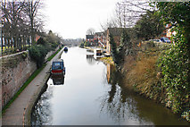 SO8171 : The Staffordshire & Worcestershire Canal by Bill Boaden