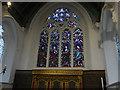 SE6051 : St Helen Stonegate - east window by Stephen Craven
