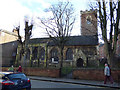 SE5951 : Holy Trinity Micklegate - exterior by Stephen Craven
