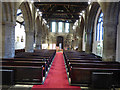 SE5951 : Holy Trinity Micklegate - nave by Stephen Craven